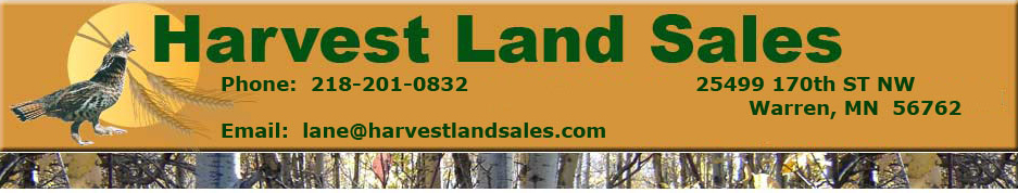 Harvest Land Sales